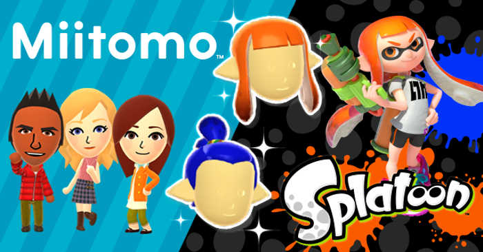 miitomo evento splatoon