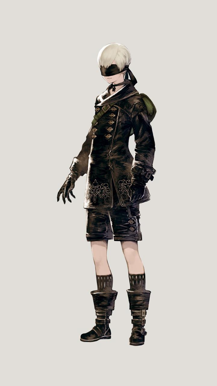 NieR: Automata, nuevos personajes y gameplay