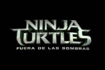 ninja turtles fuera de las sombras tráiler
