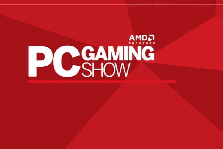pc gaming shod amd