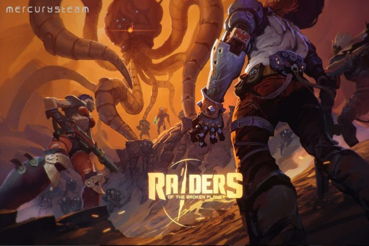 raiders of the broken planet mercury steam