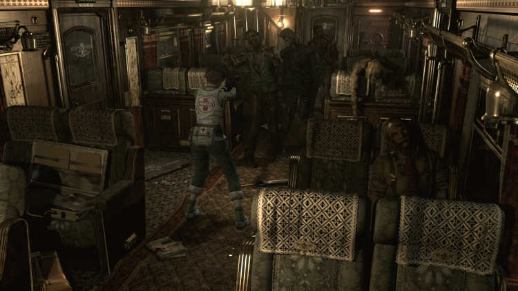 Resident Evil Origins Collection - Análisis PlayStation 4