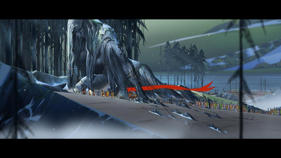 The Banner Saga 2 - Análisis PC