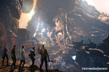 the technomancer fecha gameplay información