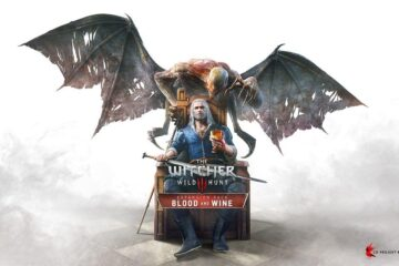 The Witcher 3 DLC, se revela su portada