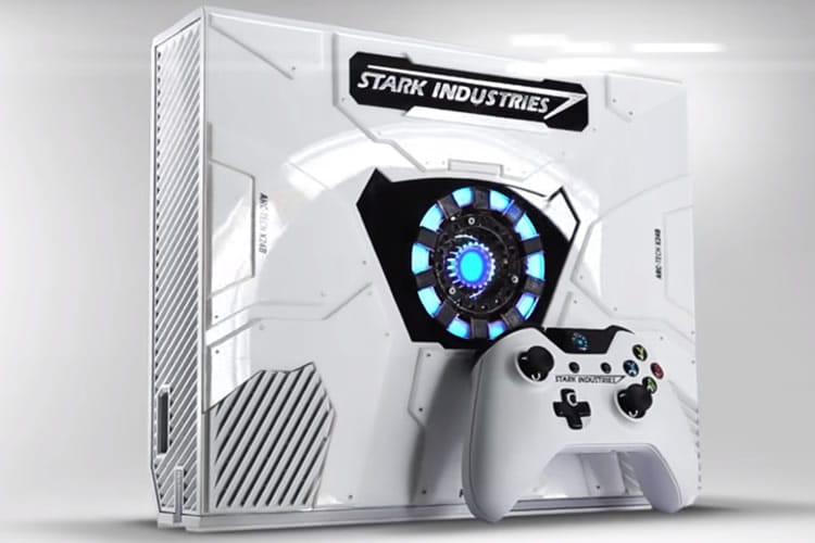 xbox one edición stark industries sorteo