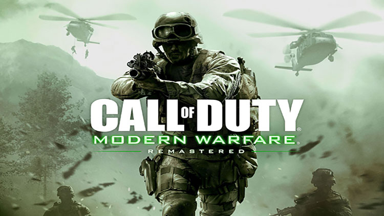 Call of Duty 4 Modern Warfare comparación original remasterización