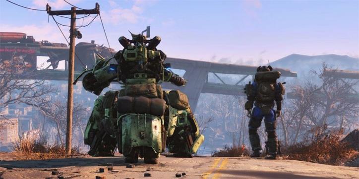 Fallout 4 Automatrón 2