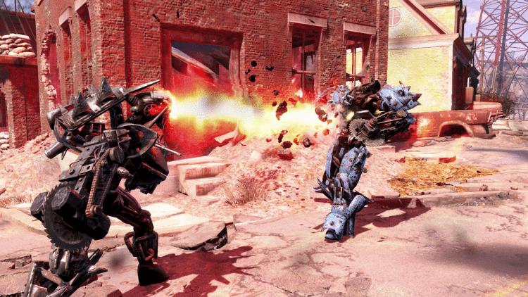 Fallout 4 Automatrón 3