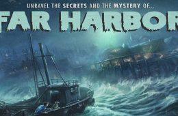 Fallout 4 revistas Far Harbor