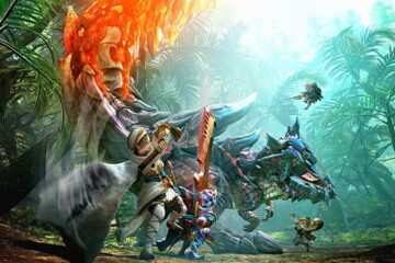 Monster Hunter Generations 3DS edición limitada