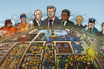 Prison Architect nuevos detalles PlayStation 4 Xbox One Xbox 360