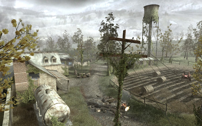 call of duty 4 remastered nuevos mapas