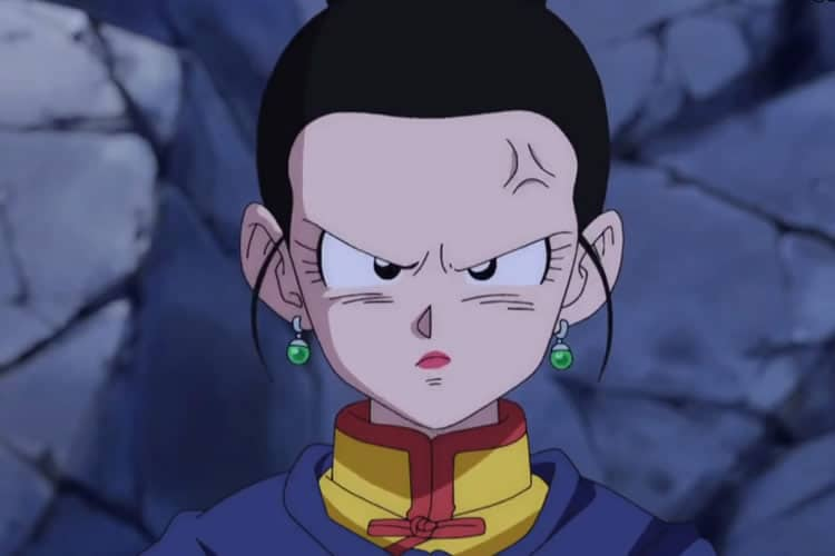 dragon ball super capitulo 43 chi chi