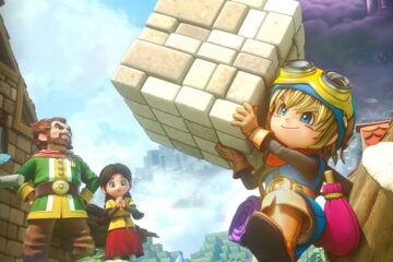 dragon quest builders lanzamiento europa