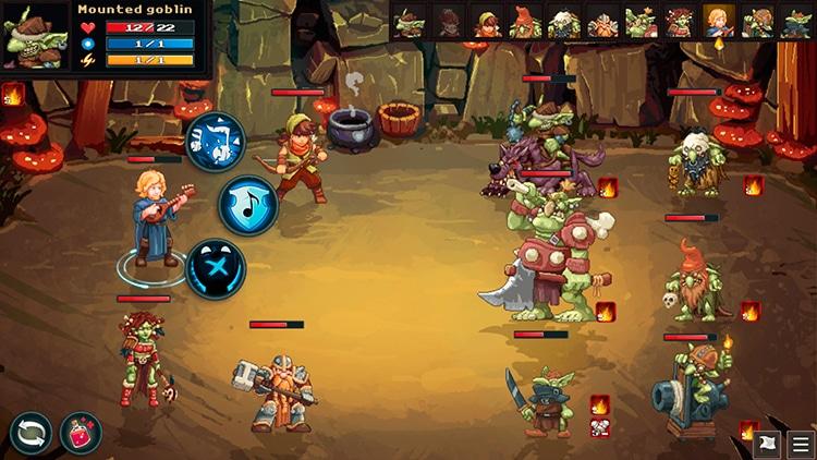 dungeon-rushers