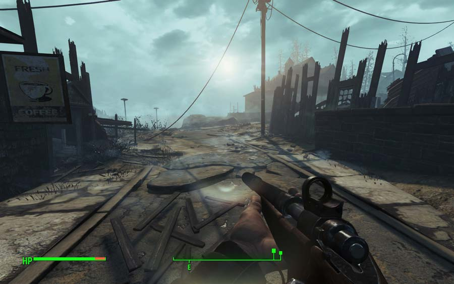 fallout 4 far harbor analisis pc