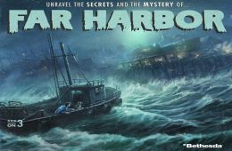 fallout 4 far harbor trailer fecha