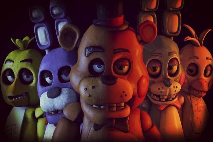 Five Nights at Freddy's llegará a consola