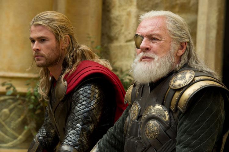 Mel Gibson podría haber sido Odin en las películas de Thor
