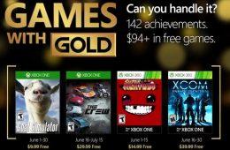 microsoft juegos gold junio 2016