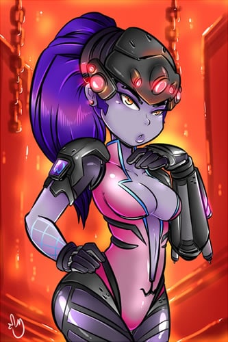 overwatch meme widowmaker