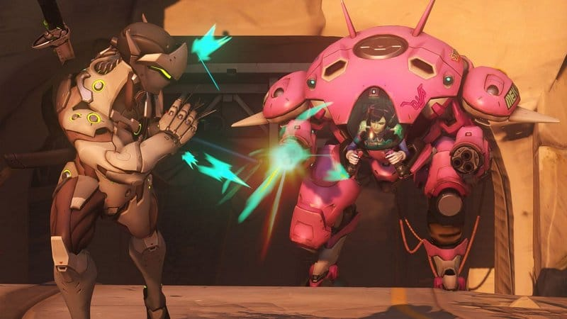 Overwatch introducirá el Modo Competitivo
