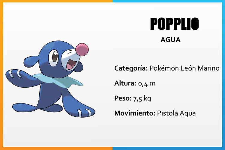 pokemon sol pokemon luna popplio