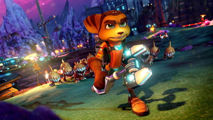 Ratchet & Clank - Análisis PlayStation 4