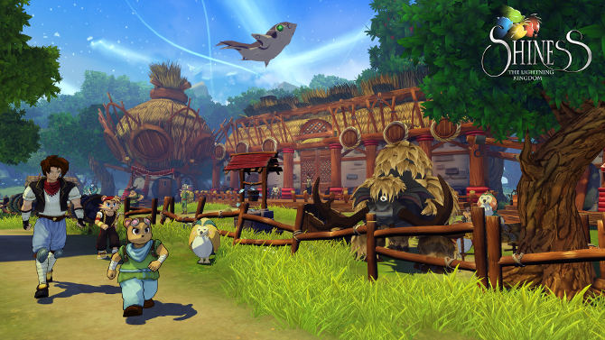 shiness the lightning kingdom informacion