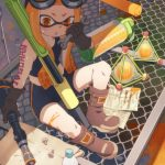 splatoon anime 2
