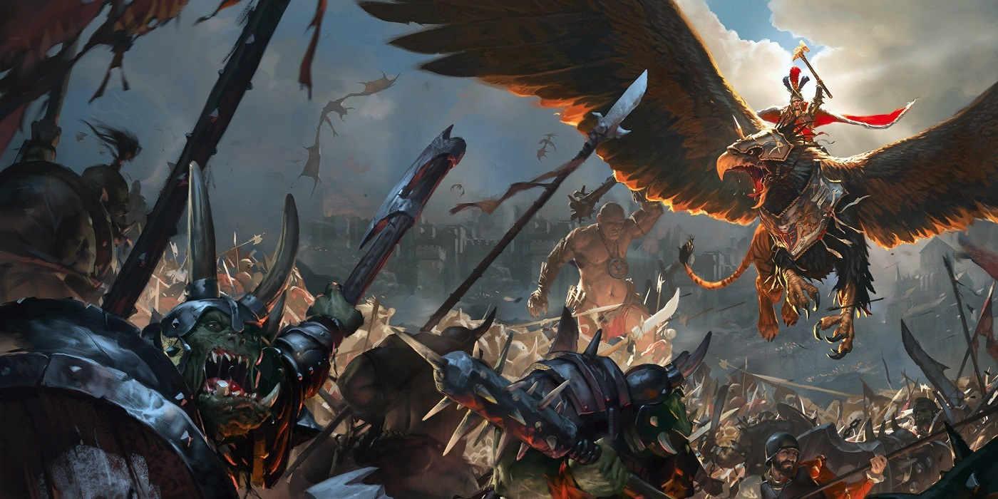 total war warhammer analisis pc