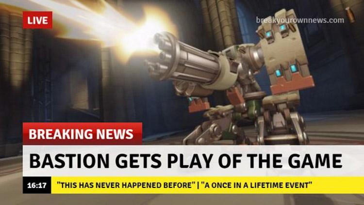 Despega el modo competitivo de Overwatch en PC