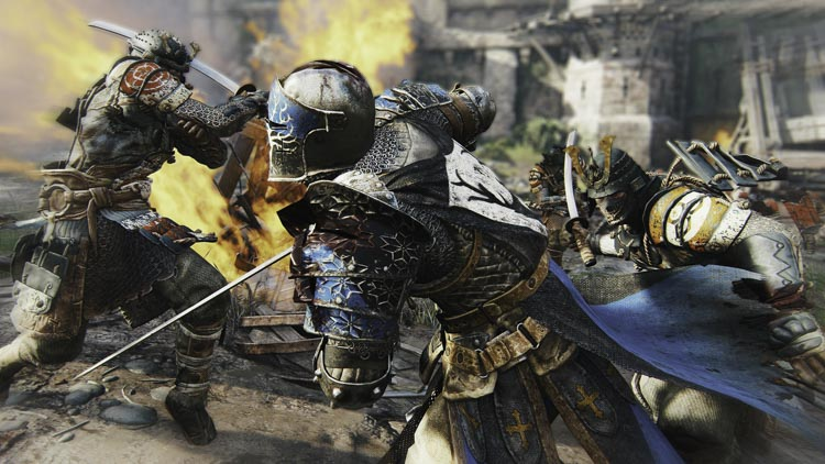 Detalladas las ediciones de For Honor