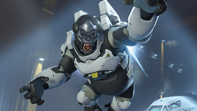 Despega el modo competitivo de Overwatch en PC