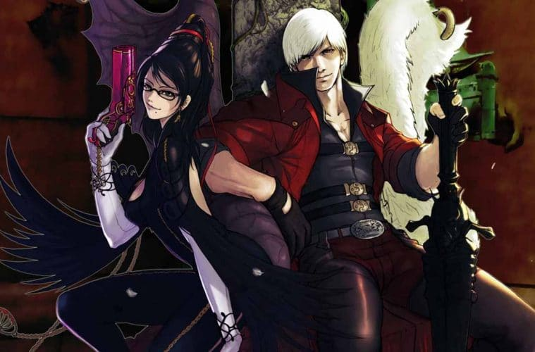 Devil may Cry 5 listado curriculum