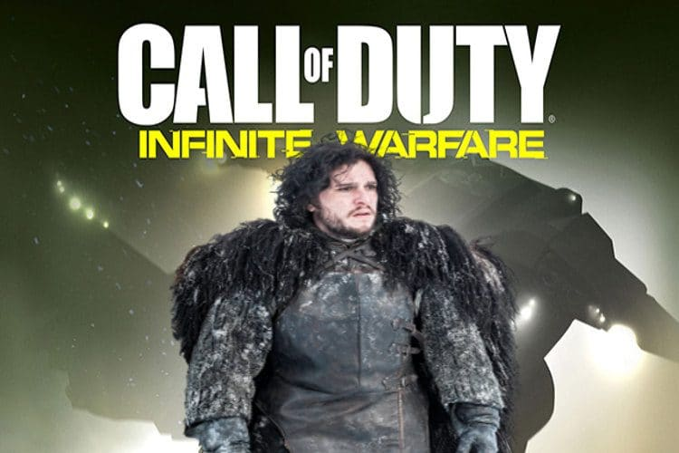 call of duty infinite warfare jon nieve