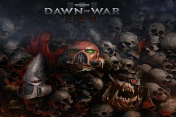 dawn of war 3 gameplay e3 2016