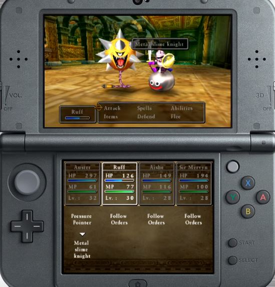 dragon quest vii fecha gameplay e3 2016