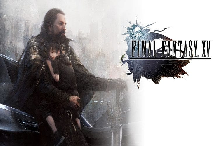 e3 2016 final fantasy xv gameplay
