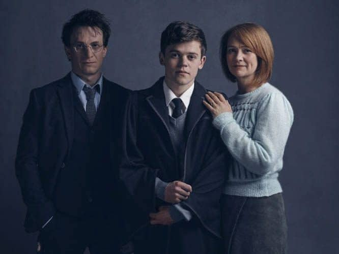 Primeras imágenes de Harry Potter and the Cursed Child