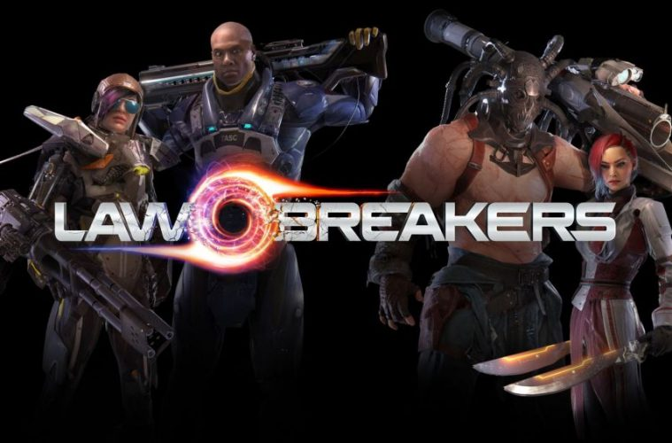 lawbreakers trailer e3 2016