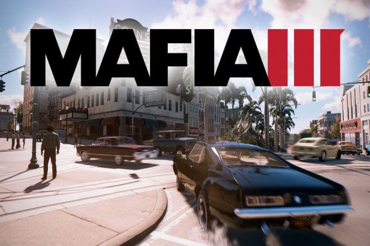 Mafia III revela sus requisitos mínimos y recomendados en PC