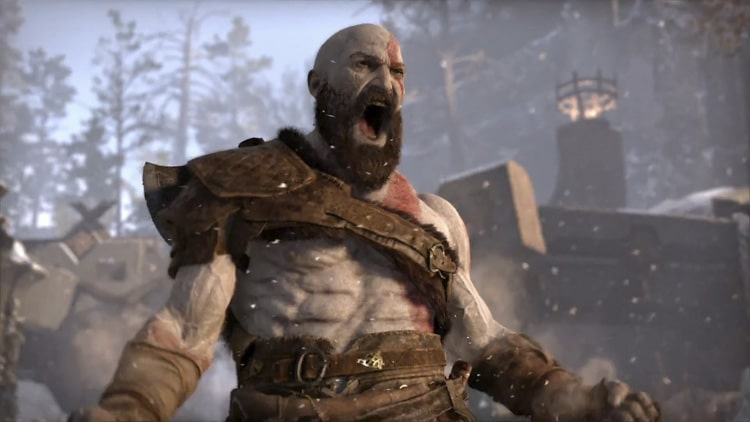 Sony Santa Monica habla sobre God of War