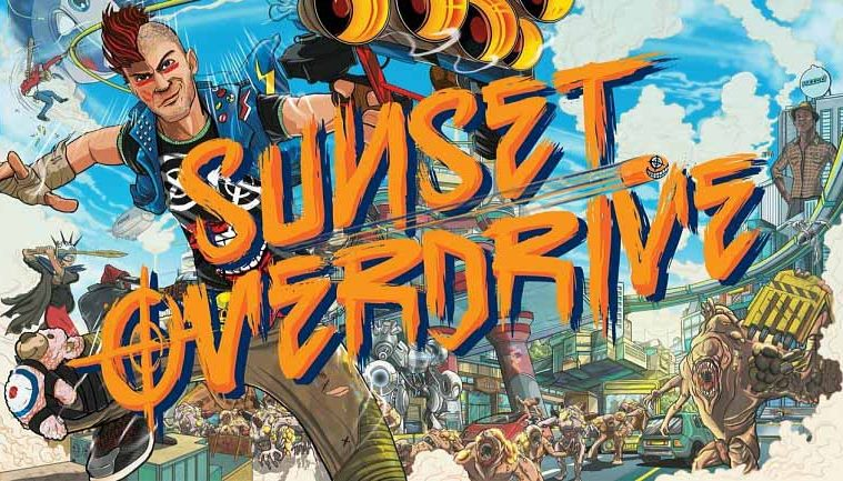 sunset overdrive salida PC E3 2016