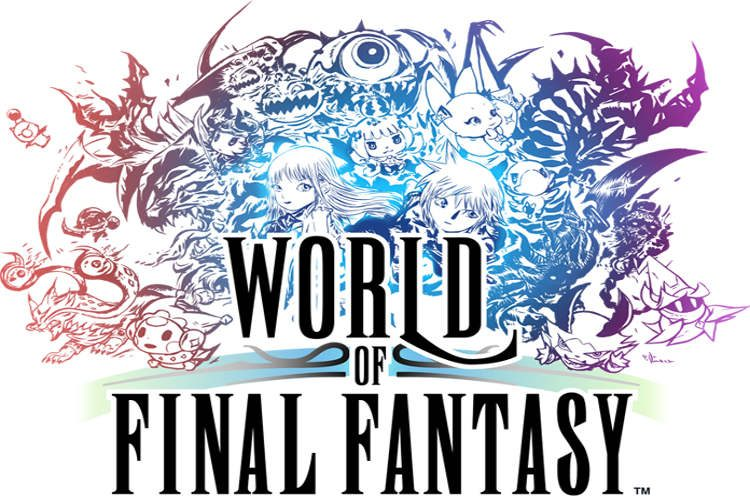 World of Final Fantasy muestra un rico gameplay
