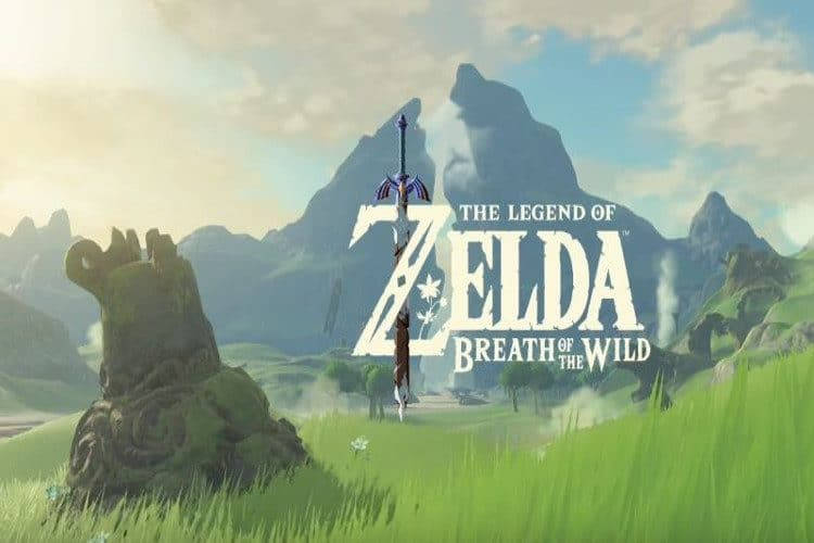 zelda breath of the wild trailer e3 2016