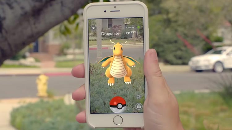 Pokémon go broma viner estampida