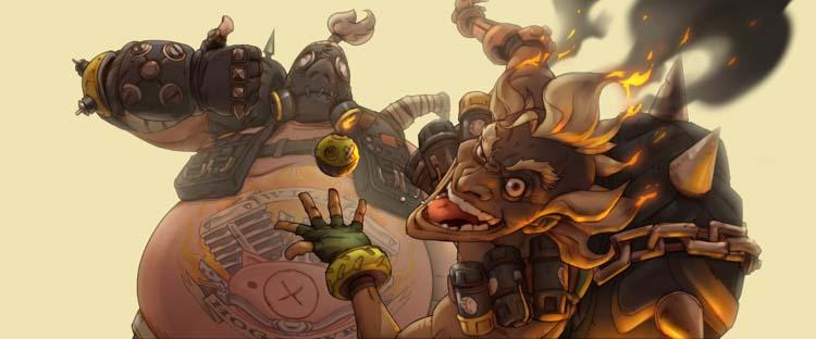 Overwatch balanceará a sus personajes en su próximo parche