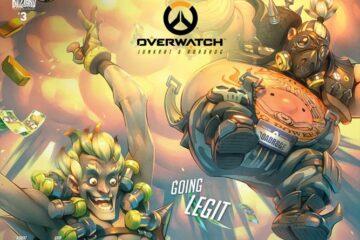 Dark Horse publicará los cómics y art books de Overwatch